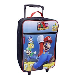 Nintendo® Super Mario Soft Sided Rolling Luggage