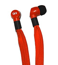 QuantumFX H107 Shoelace Earphones