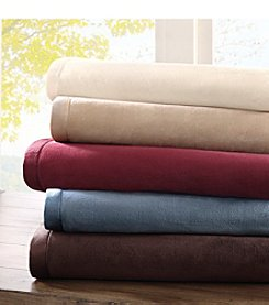 Madison Park™ Micro Velour Plush Blanket