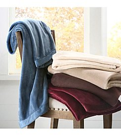 Madison Park™ Micro Velour Plush Throw