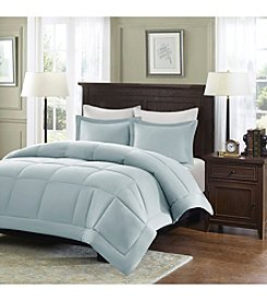 Madison Park™ Sarasota Microcell Down-Alternative Mini Comforter Set