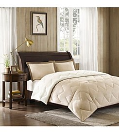 Premier Comfort Beaver Creek Suede Down-Alternative Mini Comforter Set