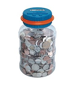Discovery Kids® Blue Coin Bank