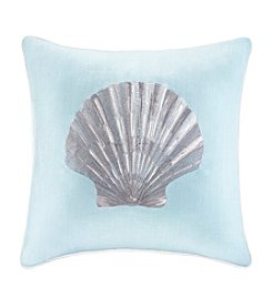 Madison Park™ Shell Embroidered Square Pillow