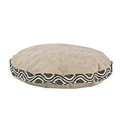 Chooty® Sussex Khaki Round Pet Bed