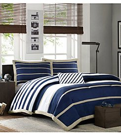 Mi Zone Ashton Duvet Cover Set