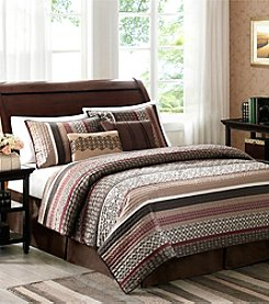 Madison Park™ Princeton 5-pc. Quilted Coverlet Set