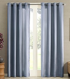 Madison Park™ Garcia Solid Striped Window Panel