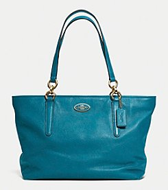 COACH ELLIS TOTE IN LEATHER