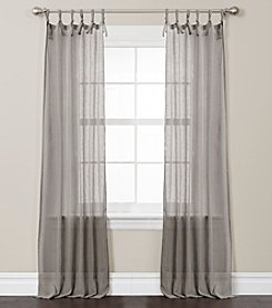 Lush Decor Helena Window Curtains