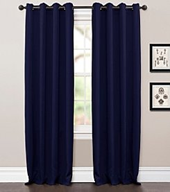 Lush Decor Jamel Blackout Window Curtains