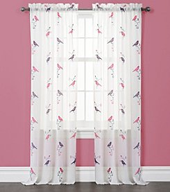 Lush Decor Elena Window Curtains