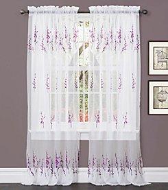Lush Decor Jacey Window Curtains