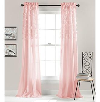 Lush Decor Avery Window Curtains