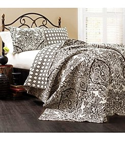 Lush Decor Aubree 3-pc. Quilt Set