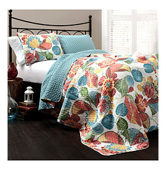 Lush Decor Layla 3-pc. Quilt Set