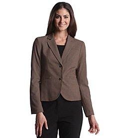 Calvin Klein Two Button Short Jacket