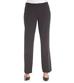 Calvin Klein Suits Petites' Modern Pants