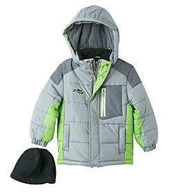 London Fog® Boys' 4-7 Puffer Jacket