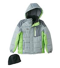 London Fog® Boys' 8-20 Puffer Jacket