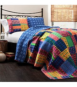 Lush Decor Misha 3-pc. Quilt Set
