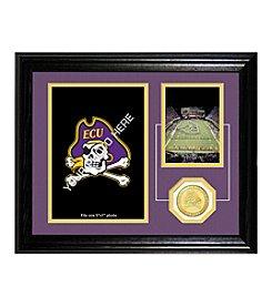 NCAA® East Carolina University Fan Memories Desktop Photo Mint