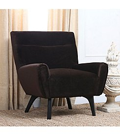 Abbyson Living® Marquee  Microsuede Armchair