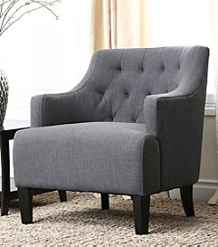 Abbyson Living® Tiffany Fabric Armchair