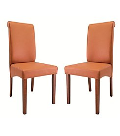 Abbyson Living® Set of 2 Jenna Dining Chairs