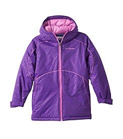 Columbia Girls' 7-16 Shasta Valley Hooded Coat