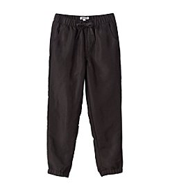 DKNY® Girls' 7-16 Elastic Waist Pants