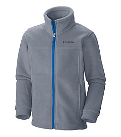 Columbia Boys' 2T-7 Steens Fleece Jacket