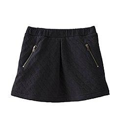 OshKosh B'Gosh® Girls' 4-6X Quilted Jacquard Skirt