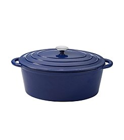 Ruff Hewn 7-qt. Cast Iron Casserole Pan