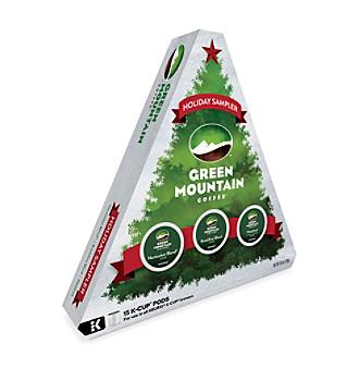 Keurig® Christmas Tree Green Mountain Coffee®15-Pk. Variety Pack K-Cups®