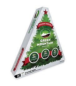 Keurig® Christmas Tree Green Mountain Coffee®15-Pk. Variety Pack K-Cups®