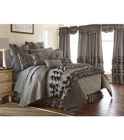Colonial Home Textiles Anastacia Platinum 24-pc. Comforter Set