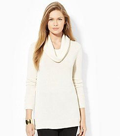 Lauren Ralph Lauren® Wool-Blend Cowlneck Sweater