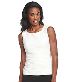Calvin Klein Ribbed Sleeveless Top