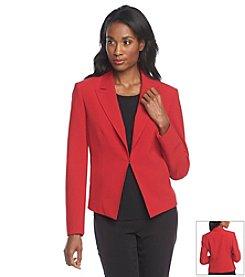 Nine West® Bistretch Front Jacket