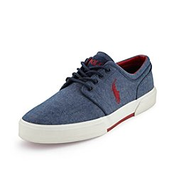 "Polo Ralph Lauren® ""Faxon"" Canvas Sneakers"