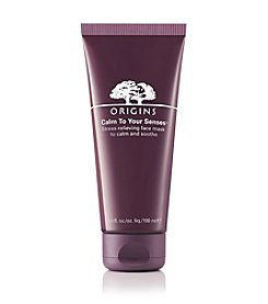 Origins® Calm To Your Senses™ Stress-Relieving Face Mask