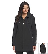 Jones New York® Rain Coat With Acrylic Lining