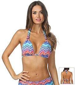 La Blanca® Waves Of Change Halter Bra Top