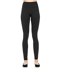 ASSETS® Red Hot Label™ by Spanx Structured Shaping Leggings - Pintuck