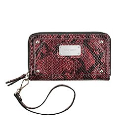Nine West® Table Treasures Zip Around Tech Wristlet