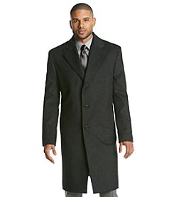 MICHAEL Michael Kors® Men's Charcoal Topcoat