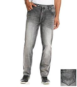 T.K. Axel MFG Co. Men's Slim Gym Knit Denim Pant