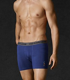Polo Ralph Lauren® Men's Stretch Cotton Boxer Brief
