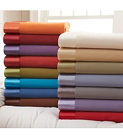 Shavel Home Products Micro Flannel® All Seasons Sheet Blanket